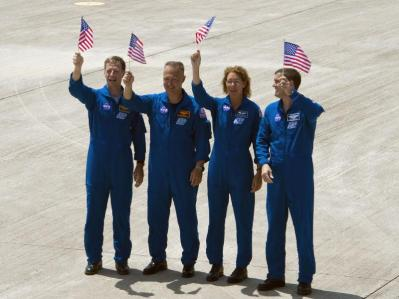 Atlantis Final Crew