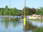 Flooded lot in TN, 5/10