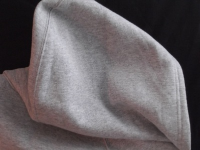 Jacket with hood - Hoodie