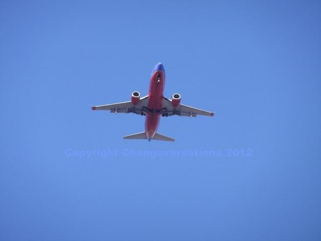 Airplane - Weekly Photo Challenge: Journey